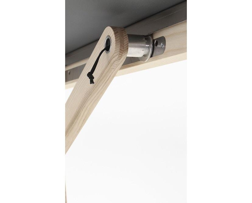Moormann - Klopstock tafel L - antraciet - 160 x 90 cm - 6