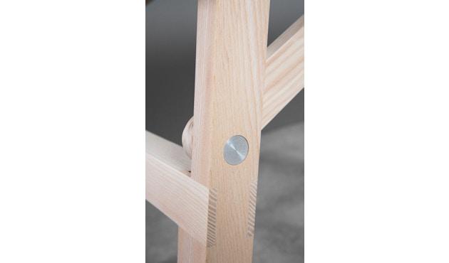 Moormann - Klopstock tafel L - antraciet - 160 x 90 cm - 7