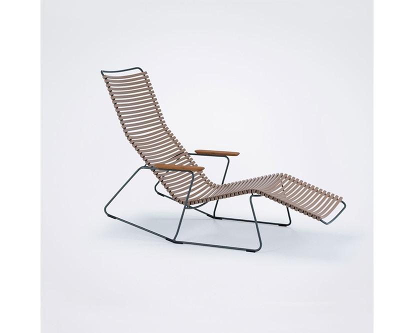 Click Sunrocker ligstoel