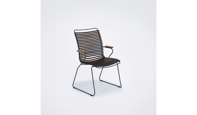Click Dining fauteuil met hoge rugleuning