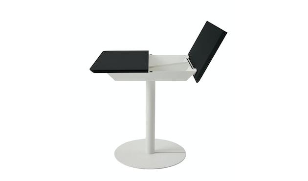 Müller Möbelwerkstätten - Duotable - Tischplatte Graphitschwarz lackiert - 1