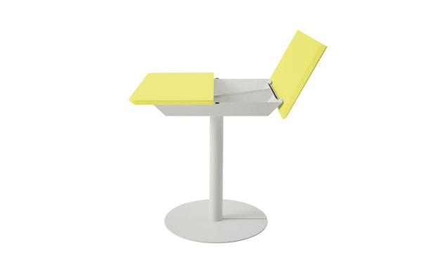 Müller Möbelwerkstätten - Duotable - dynamisch geel - 1
