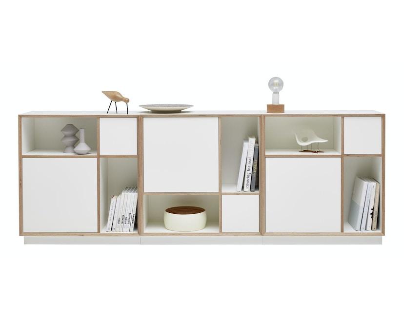 Müller Möbelwerkstätten - Vertiko Ply Regal - anthrazit - Variante: ONE - 4