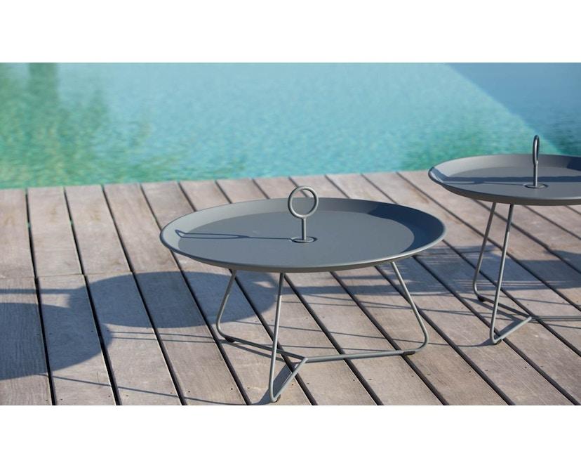 Houe - Eyelet Tisch Ø60 - taubenblau - 2