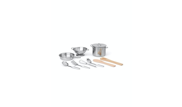Toro Töpfe und Küchenutensilien