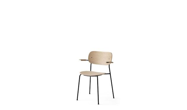 Menu - Co Chair w/ Armrest - zonder zitkussen - Eiken - 2