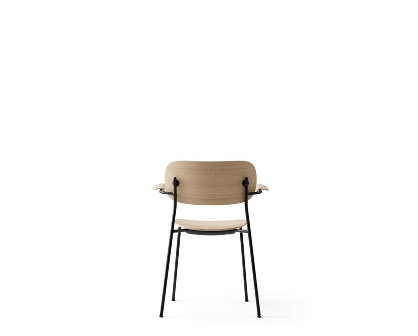 Menu - Co Chair w/ Armrest - zonder zitkussen - Eiken - 3