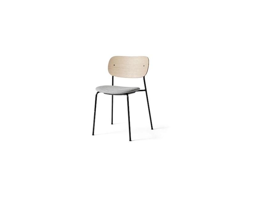 Menu - Co Chair w/ Armrest, mit Sitzpolster Hallingdal 65, 130 - Natural Oak - 2