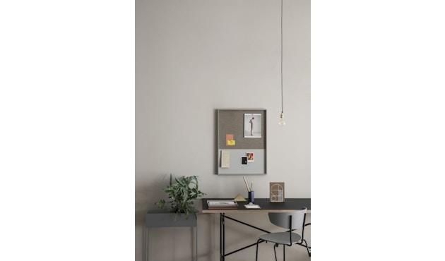 ferm LIVING - Herman stoel - roze/ roest - 5