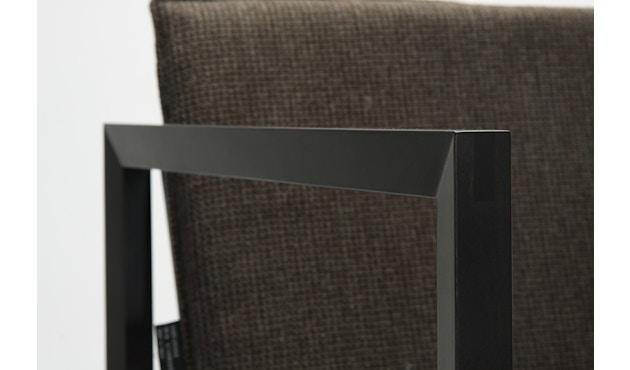 Karimoku New Standard - REN Armlehnstuhl - Ahorn schwarz - Bezug macchiato schwarz - 5