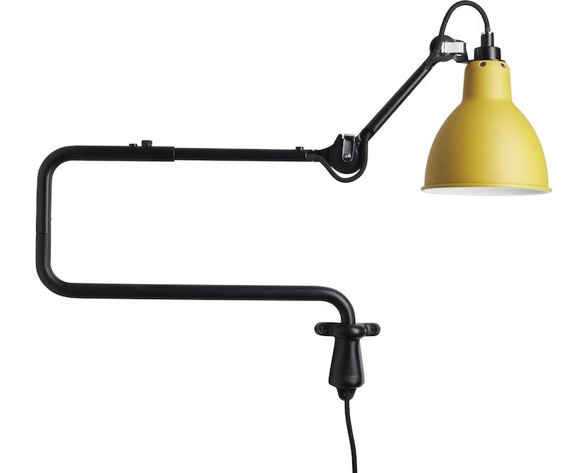 DCW éditions - LAMPE GRAS N°303 Wandleuchte - gelb - rund - 1