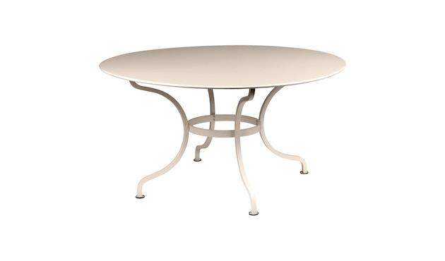 Fermob - Romane Tisch rund - Muskat 14 - Ø 117 - 1