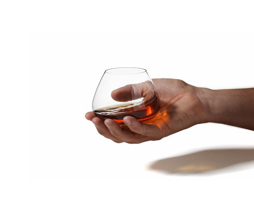 Normann Copenhagen - Cognac Glas Set 2 Stück - 3