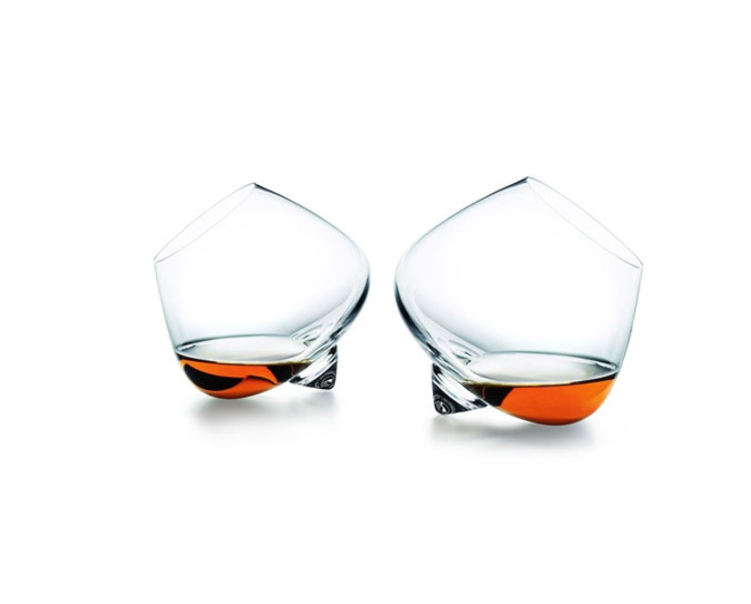 Normann Copenhagen - Cognac Glas Set 2 Stück - 4