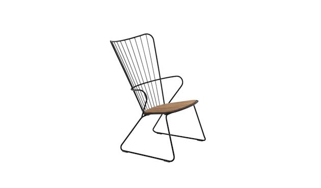 Houe - Paon Lounge Stuhl - Black - 1