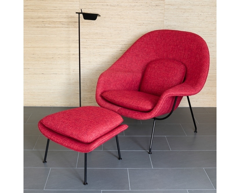 Knoll International - Saarinen Womb Ottoman - 3