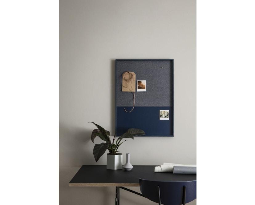 ferm LIVING - Herman stoel - roze/ roest - 6
