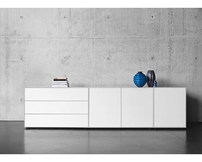 Piure - Nex Pur Box mit Tür - weiß - B120 - H52,5 - 16