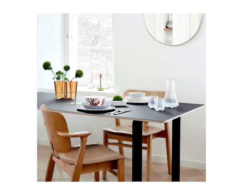 Iittala - Alvar Aalto Vase 12cm - clear - 2