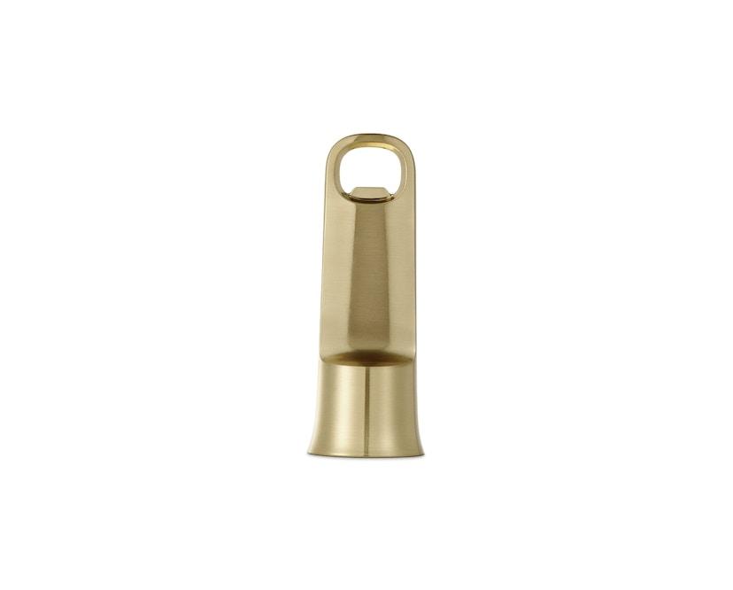 Normann Copenhagen - Bell Flaschenöffner - gold - 1