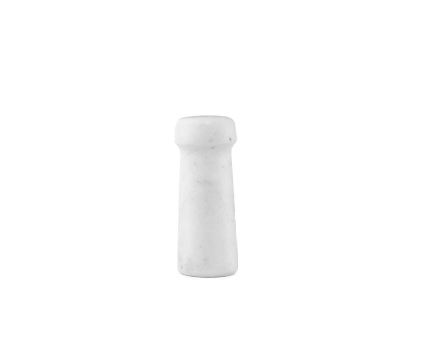 Normann Copenhagen - Craft peper- en zoutstrooiers - wit - 1