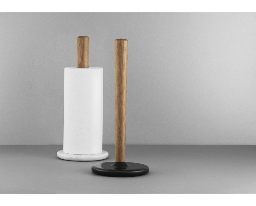 Normann Copenhagen - Craft Küchenrollenhalter - schwarz - 2