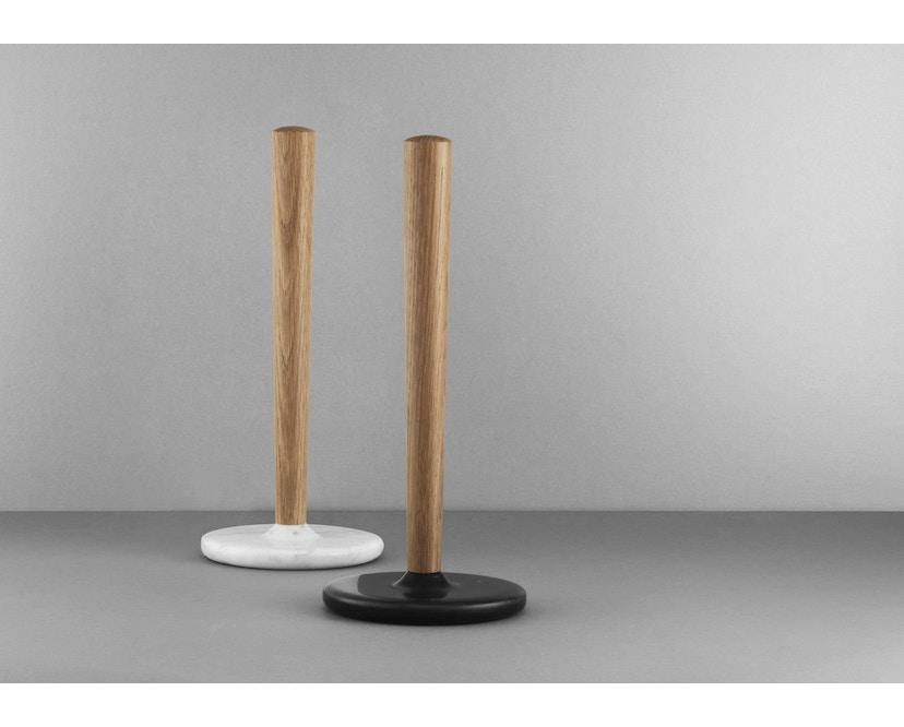 Normann Copenhagen - Craft Küchenrollenhalter - schwarz - 3