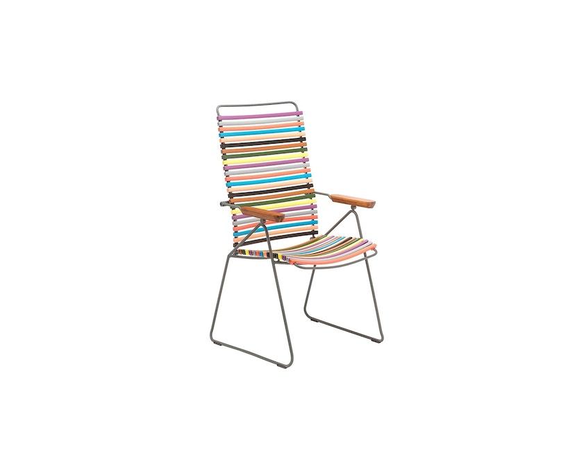 Houe - Click Position stoel - multicolor - 1