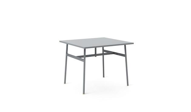 Normann Copenhagen - Union Tisch eckig - 90 x 90 cm - grey - 0