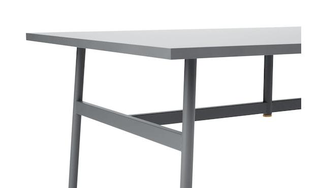 Normann Copenhagen - Union Tisch eckig - 90 x 90 cm - grey - 1