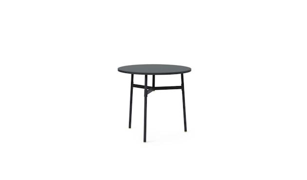 Normann Copenhagen - Union Tisch rund - Ø 80 x 74,5 cm - black - 1