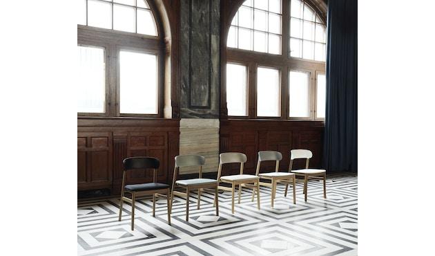 Normann Copenhagen - Herit Stuhl - Gestell Eiche - sand - 1
