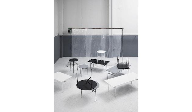 Normann Copenhagen - Union tafel hoekig - 160 x 90 cm - zwart - 2