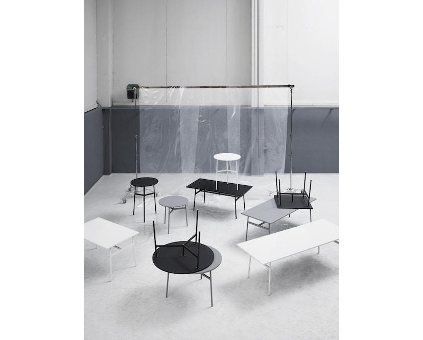 Normann Copenhagen - Union tafel hoekig - wit - 90 x 90 cm - 2