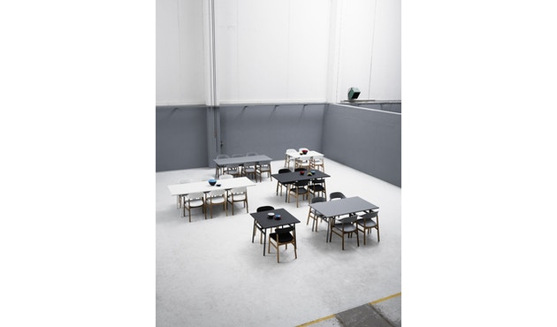 Normann Copenhagen - Union Tisch eckig - 2