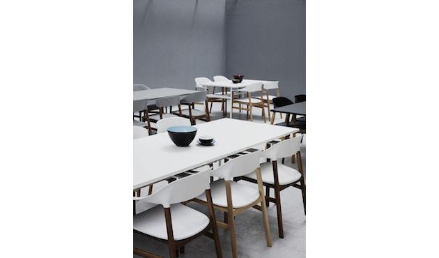 Normann Copenhagen - Union tafel hoekig - wit - 90 x 90 cm - 4