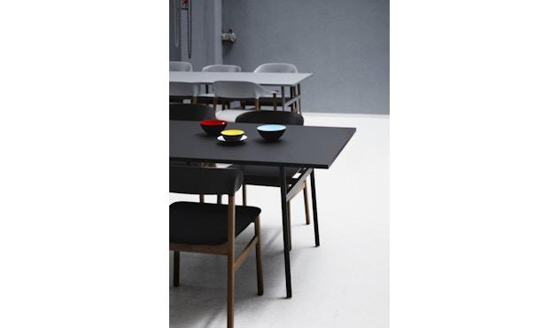 Normann Copenhagen - Union tafel hoekig - 160 x 90 cm - zwart - 5