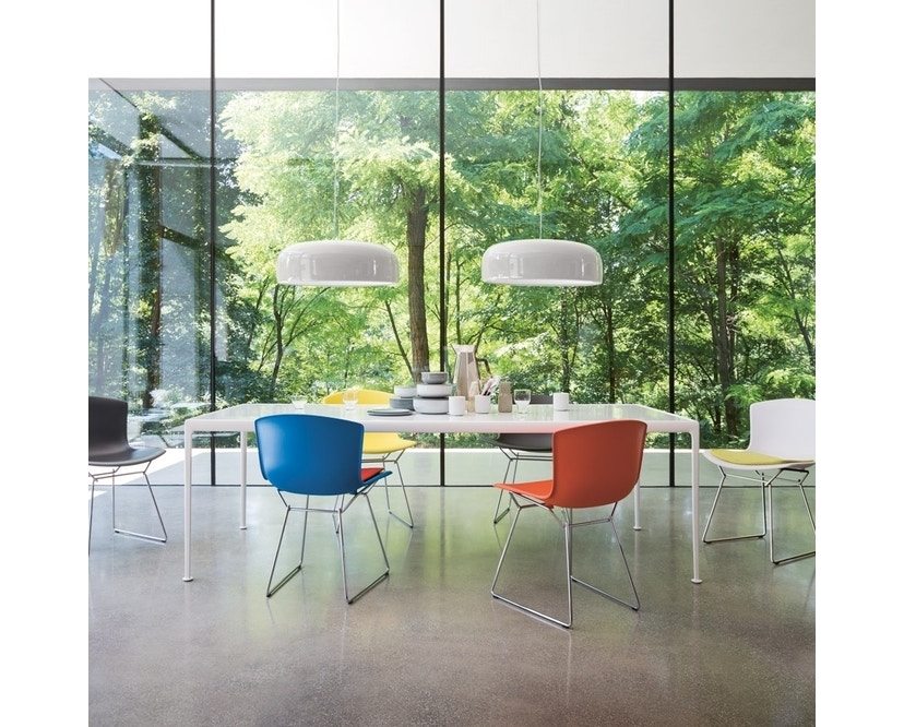 Knoll International - Bertoia Plastic Side Chair - 2