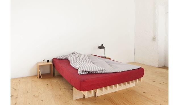 Tojo - Parallel Bett  - 120 cm - 3