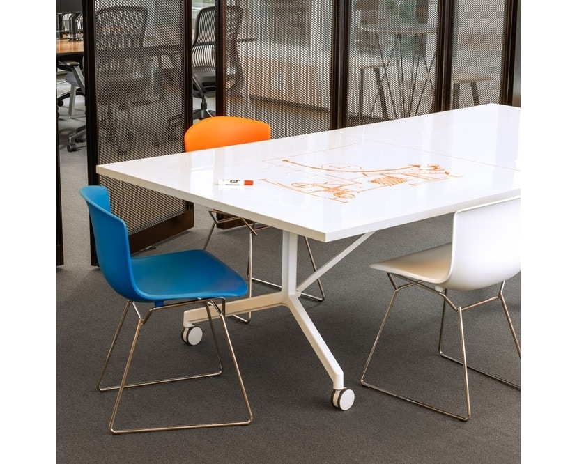 Knoll International - Bertoia Plastic Side Chair - 8