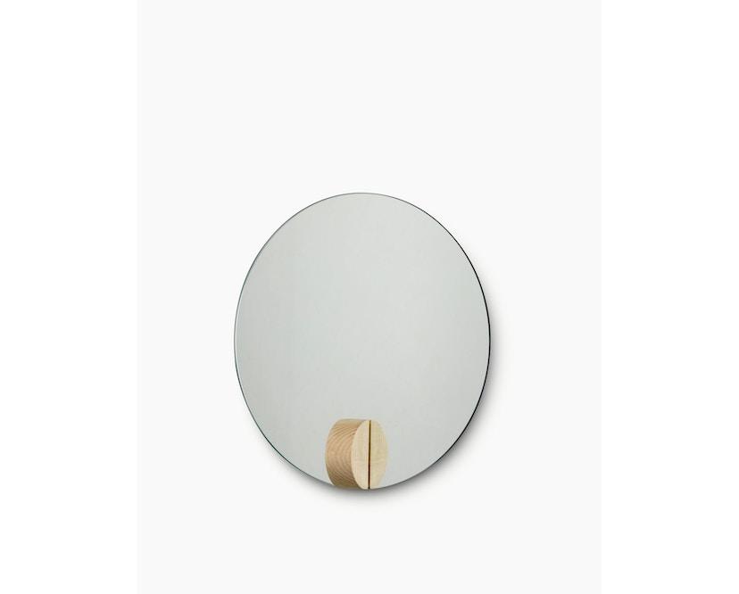 Skagerak - Fullmoon Spiegel - Esche natur - 30 cm - 1