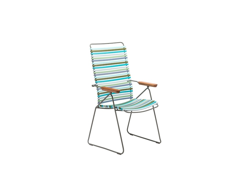 Houe - Chaise Click Position - multicolor 2 - 1