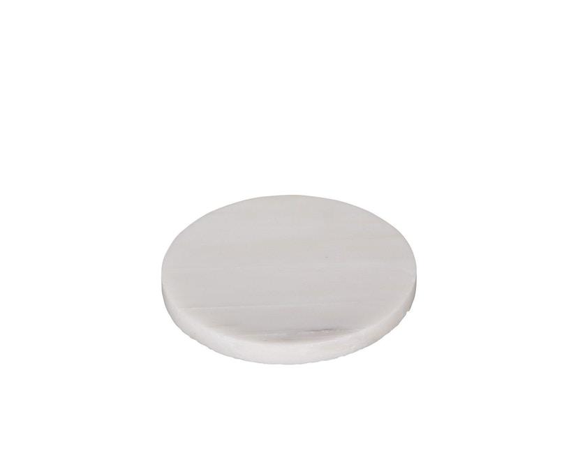 Broste Copenhagen - Marble Platte - Ø12 cm - 0