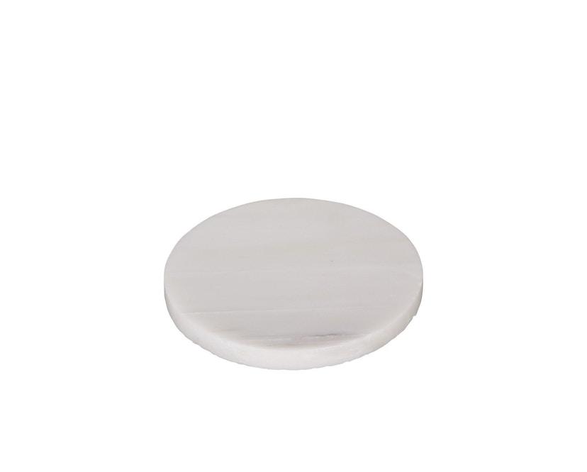 Broste Copenhagen - Marble Platte - Ø12 cm - 1
