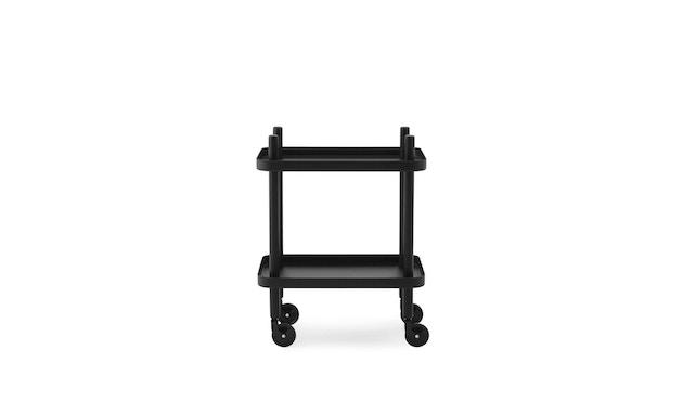 Normann Copenhagen - Block Serveerwagen - zwart - zwart/zwart - 1