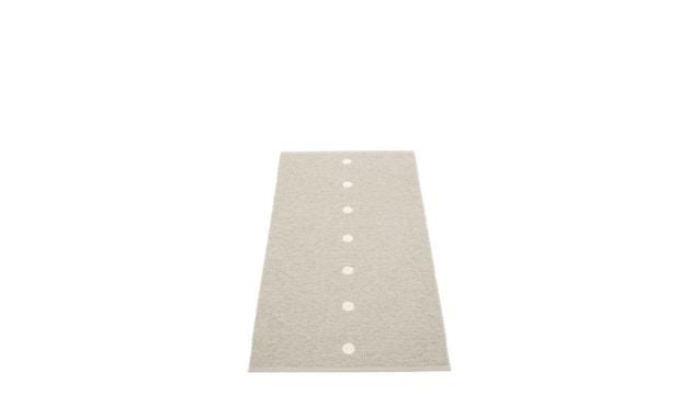 Pappelina - Peg Linen / Vanilla Wendeteppich - 70 x 140 cm - 1