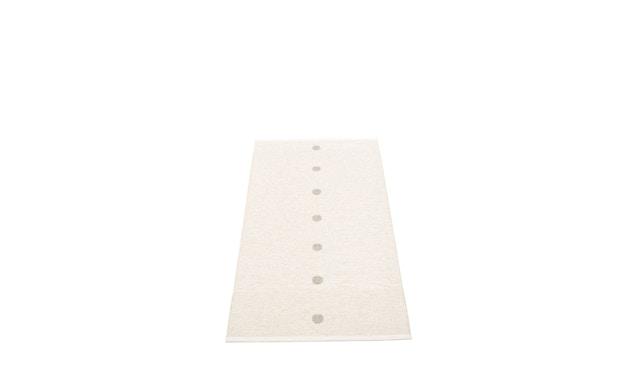 Pappelina - Peg Linen / Vanilla Wendeteppich - 70 x 140 cm - 2