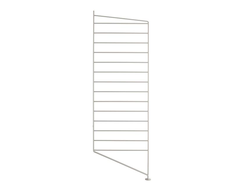 String - Regal Bodenleiter - beige - einzeln, 85 x 30 cm - 1