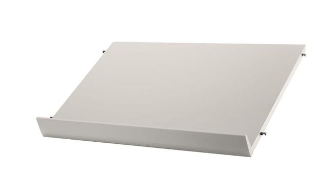 String - Zeitschriftenablage Holz - beige - 58 x 30 cm - 1