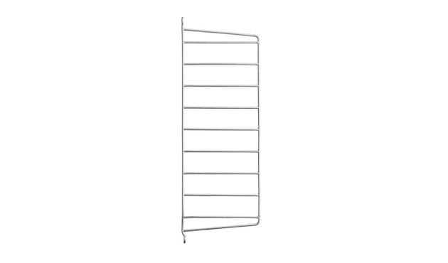 String - Outdoor Regal Wandleiter- verzinkt - einzeln, 50 x 20 cm - 1